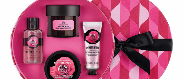 Brithis Rose - The Body Shop regalo día de la madre