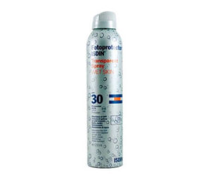 protectores solares de ISDIN: Transparent Spray