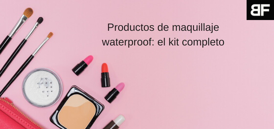 productos de maquillaje waterproof