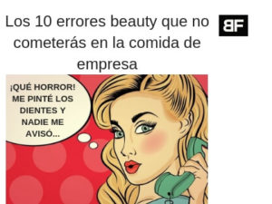 ERRORES BEAUTY