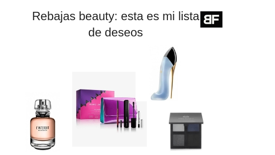 rebajas beauty